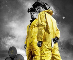 Breaking Bad - Jesse & Walt Wallpaper