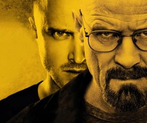 Breaking Bad - Jesse & Walter White Wallpaper