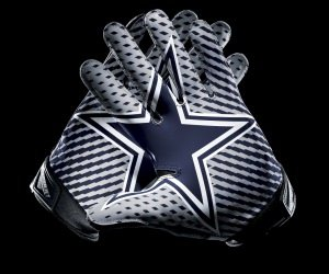 Dallas Cowboys Gloves Wallpaper