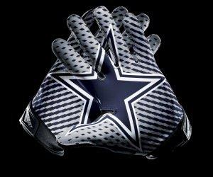 Dallas Cowboys Gloves Wallpaper
