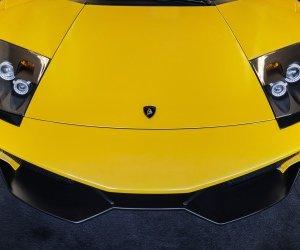 Lamborghini Murcielago LP670 Front Wallpaper