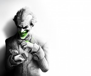 The Joker, Batman Arkham City Wallpaper