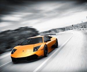 Lamborghini Murcielago LP670 Wallpaper