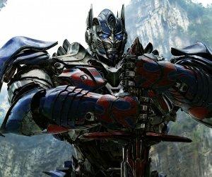 Optimus Prime - Transformers Wallpaper