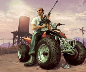 GTA 5 : Trevor Philips Wallpaper