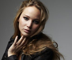 Jennifer Lawrence Portrait Wallpaper