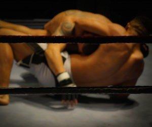 MMA Battle Wallpaper