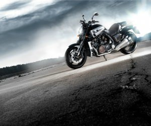 Yamaha VMax Wallpaper