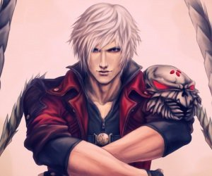 Dante - Devil May Cry Wallpaper