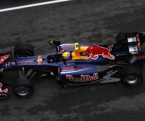 F1 Red Bull Team Wallpaper