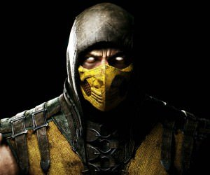 Scorpion Mortal Kombat X Wallpaper