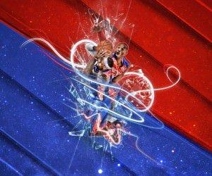 LeBron James Vs Kobe Bryant - NBA - Basketball Wallpaper
