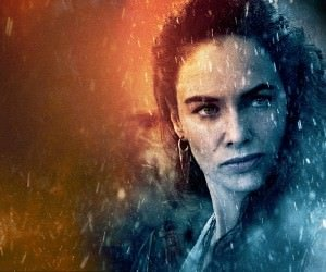 Lena Headey in 300 Rise Of An Empire Wallpaper