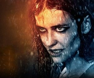 Eva Green In 300 Rise Of An Empire Wallpaper