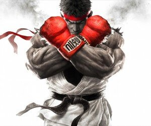 Ryu - Street Fighter Wallpaper