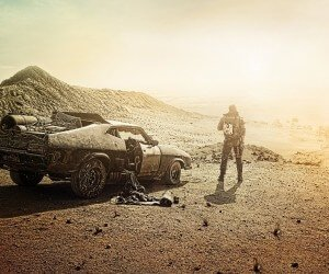 Mad Max Fury Road Movie Wallpaper