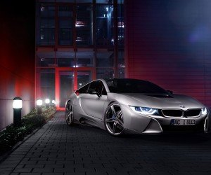 BMW i8 designed by AC Schnitzer Wallpaper