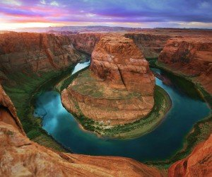 Horseshoe Bend Wallpaper