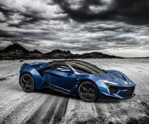FENYR Supersport Wallpaper