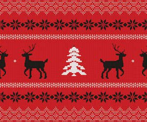 Ugly Christmas Sweater Wallpaper