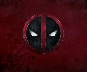 Deadpool Logo Wallpaper