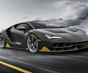Lamborghini Centenario LP770-4 Wallpaper