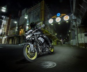 Yamaha MT-10 Superbike Wallpaper