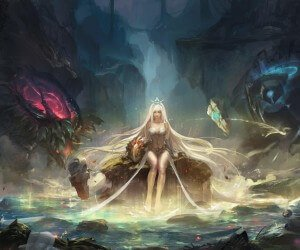 Janna - League of Legends Wallpaper