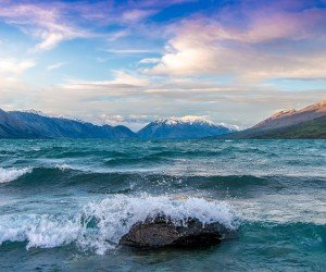 Lake Ohau - New Zealand Wallpaper